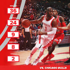 Chris Paul - Stats vs Chicago Bulls ...