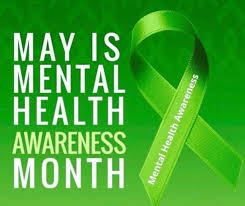 Image result for image may is mental health month