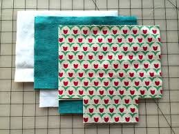 free pattern for quilted makeup bag
