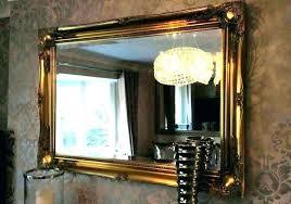 wall mirrors large decorative