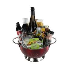 deluxe kitchen experience gift basket
