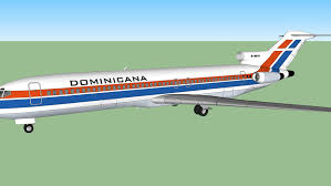 Dominicana de Aviacion | 3D Warehouse