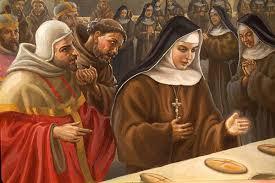 Santa Clara | Orden Franciscana Secular de España