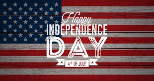 Happy Independence Day of the USA Vector Illustration. Fourth of ...