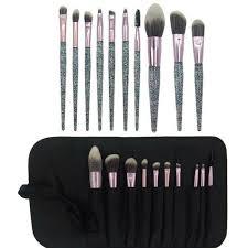 makeup brushes foundation brush setting