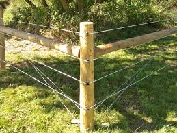 High Tensile Wire Fencing A Premier Fencing Company In Line Fence