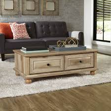 coffee table rustic round coffee table