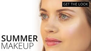 summer makeup with urban decay get