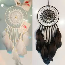 2020 Large Nordic Dream Catcher White Black Dreamcatcher Kids Room Decoration Girls Room Decor Wedding Decoration Gift For Friend From Huojuhua 23 5 Dhgate Com