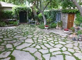 35 stone patio ideas pictures stone