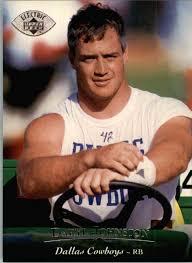 1995 Upper Deck Electric Daryl Johnson #144 on Kronozio