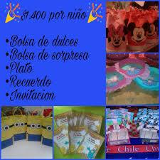 Cotillon Para Cumpleanos Chile Home Facebook
