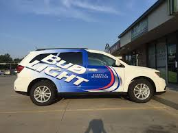 Budlight Driving Campaign