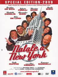 Amazon.com: Natale A New York (SE) (2 Dvd) [Italian Edition ...
