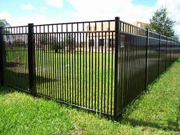 Aluminum Fencing Fox Chase Fencing