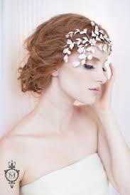 Washed Ashore Diadem In 2020 Bridal Hair Ornaments Bridal Hair
