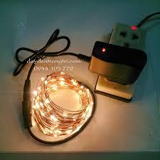 Đèn Đom Đóm Xài Điện 10M | Đèn Đom Đóm HCM