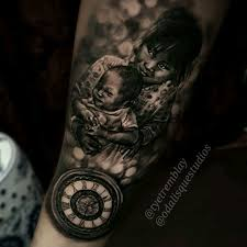 Tattoo Uploaded By Tye Tremblay Daughter Son Children Kids