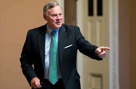GOP made sure Sen. Burr would be replaced by a Republican if he ...