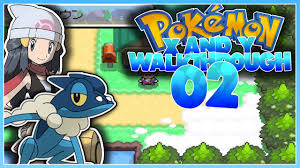 Pokemon XY GBA ROM: Walkthrough - Episode 2