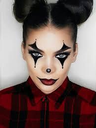 simple clown makeup tutorial saubhaya