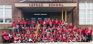 Capron Elementary observes Red Ribbon Week - The Tidewater News | The  Tidewater News