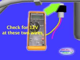 hvac low pressure sensor testing you
