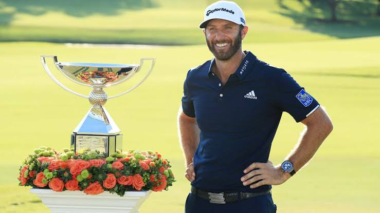 Dustin Johnson takes PGA Tour Player of the Year honors   Golf News – Times of India