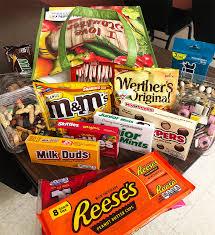 diy fresh foods themed gift
