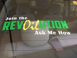 Join The Revoilution Ask Me How Car Decal Perfect For Young Living Distributors 11 Quot X4 Quot Silhouette Cameo Vinyl Young Living Young Living Distributor