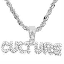 2018 Spring Cheap iRockBling White Gold-Tone Hip Hop Bling ...