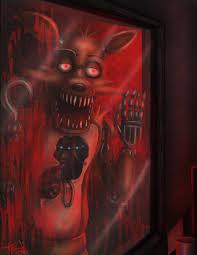 fnaf foxy by destinyfall 1024x1325