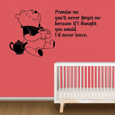 Wall Decor Decals Winnie The Pooh By Artollo