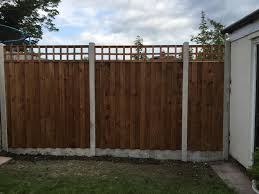 6 Concrete Gravel Board 6ft Long Fencing Sheds Garden Rooms Dodds Est 1963