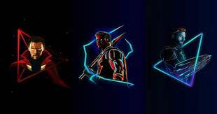 12 irasi digital avengers