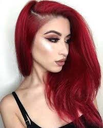 makeup for red hair with blue eyes