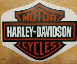 Harley Davidson Logo Vinyl Window Decal 6 7 8 9 10 11 12 Ebay