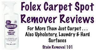 folex carpet spot remover reviews and uses
