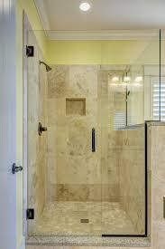 shower door glass clean
