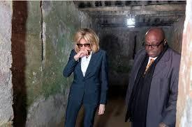 Brigitte Macron, une Première dame investie au Sénégal