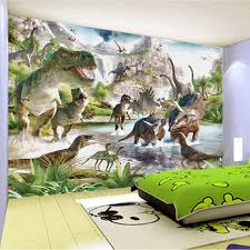 3d Dinosaurs Wall Decor Free Shipping Wall Stickers Art