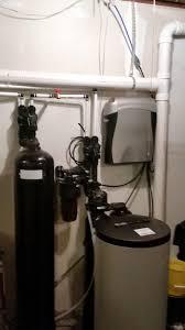 chloramine reduction water softener