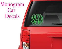 Vine Car Decal Etsy