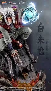 Light Year Studio - Naruto Shippuden 1/4 Statue Goodbye Sensei Jiraiya