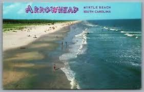 myrtle beach sc c1960s lake arrowhead
