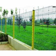 Garden Metal Fencing Security Fencing स रक ष ब ड Shoba Wire Netting Chennai Id 12547708433