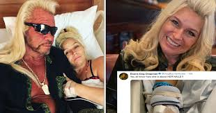 Duane Chapman gives update as wife Beth lays in medically induced coma
