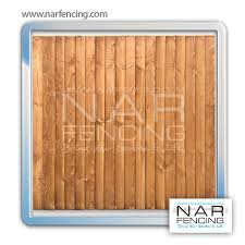 Feather Edge Panels Fully Framed Nar Fencing Timber Supplies