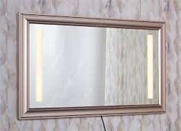 china 20x magnifying mirror with light