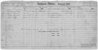 File:Enrollment for Seminole Census Card 347 - NARA - 267921.jpg -  Wikimedia Commons